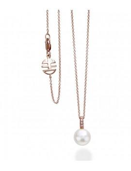 Collana MIMI perla bianca