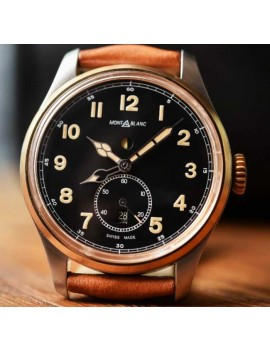 Montblanc 1858 Dual Time
