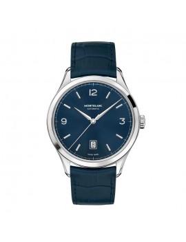 Montblanc Heritage Chronometrié blu