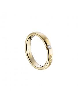 Fede Damiani Veramore oro giallo 2,7mm