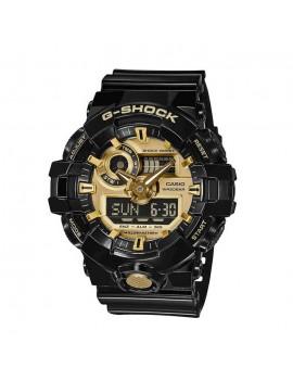 Casio G-Shock nero e oro