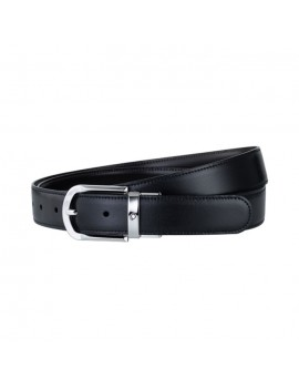 Cintura Montblanc nera - 111080
