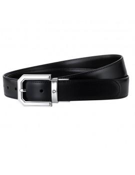 Cintura Montblanc nera - 111092