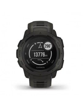 Instinct Garmin graphite