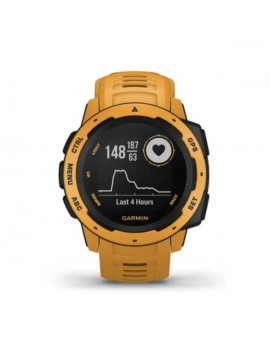 Instinct Garmin Giallo