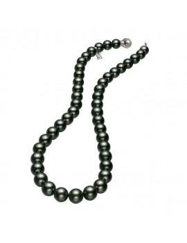 Filo Mikimoto perle Tahity 13 x 10