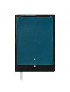 Blocco note Montblanc con tasca blu