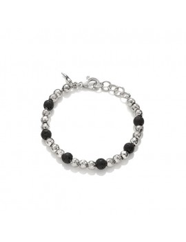 Bracciale Raspini Mini Bowl black