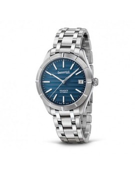 Eberhard & Co. Aquadate blu Grand Taille