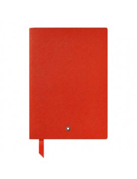 Blocco note Montblanc rosso modena