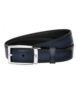 Cintura Montblanc reversibile 123899