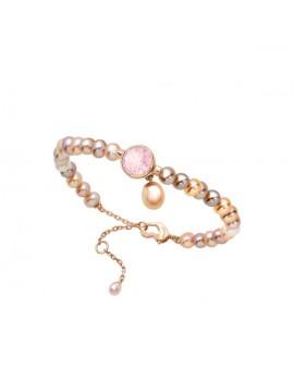 Bracciale Mimì Happy rosa BLM333R4Q