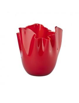 Vaso Venini Fazzoletto rosso - 700.00RV