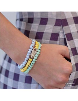 Beads Queriot palloncino giallo