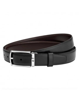 Cintura Montblanc reversibile 123889