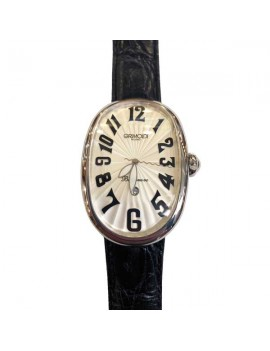 Grimoldi orologio Borgonovo bianco