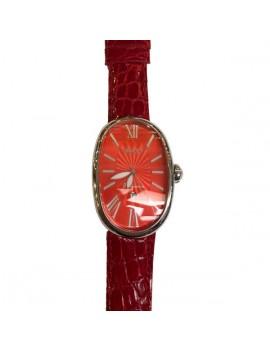 Grimoldi orologio Borgonovo rosso