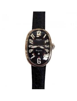 Grimoldi orologio Borgonovo nero