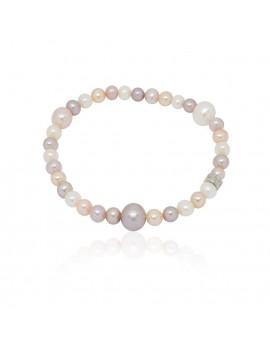 Bracciale Mimì perle multicolor