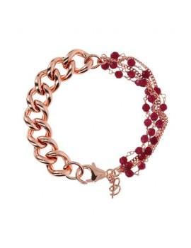 Bracciale Bronzallure rosario e catena WSBZ01432.PA