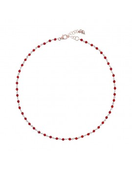 Collana Bronzallure Amorette rossa WSBZ01254.RA