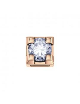 Diamante Elements piccolo oro rosa 4 griffe