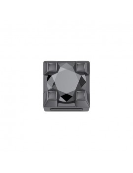 Diamante nero Elements oro brunito