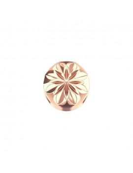 Griffe Elements tonda oro rosa