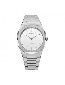 Ultra thin D1 Milano silver UTBL01