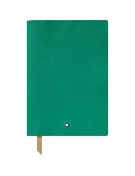 Blocco note Montblanc verde smeraldo