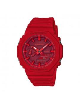 Casio G-Shock rosso GA-2100-4AER