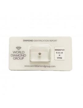 Diamante blister WDG 0,11 ct
