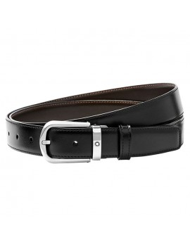 Cintura Montblanc reversibile - 114412