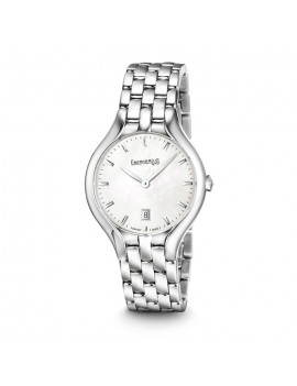 Reve Lady Eberhard & Co. madreperla e acciaio 61009.01 CA