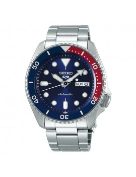 Seiko 5 Sports pepsi - SRPD53K1 blu e rosso