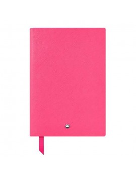 Blocco note Montblanc rosa in pelle
