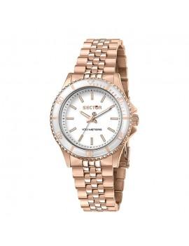 Sector 230 donna R3253161531 oro rosa