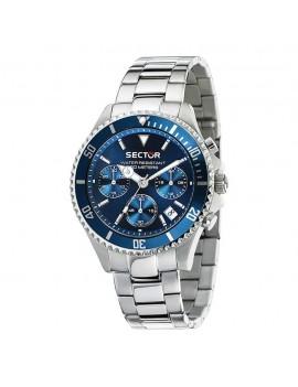 orologio Sector 230 R3273661007 da uomo blu