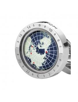 Gemelli Montblanc Geosphere 126165 con globo