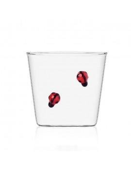 Bicchiere Ichendorf coccinelle Garden Picnic