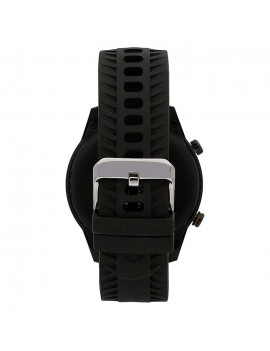 sector smartwatch digitale nero