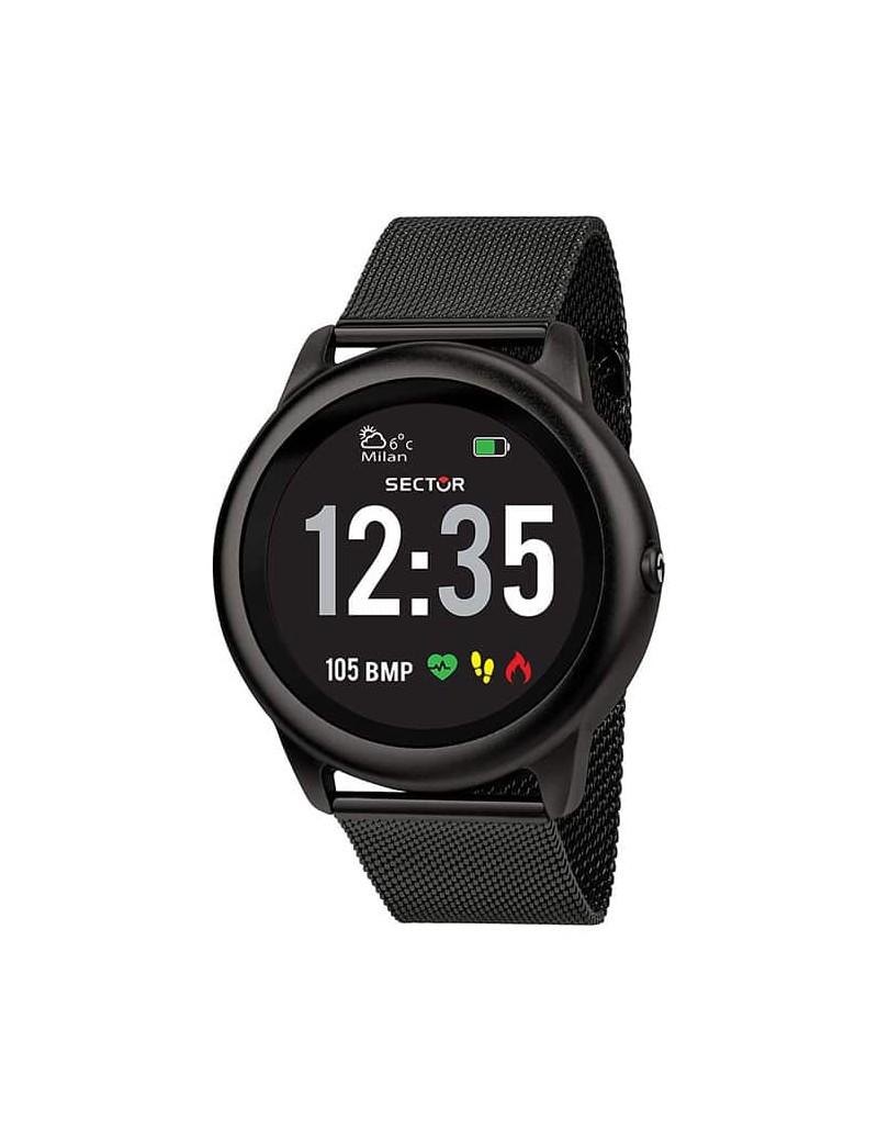 Sector S-01 orologio digitale nero R3251545001