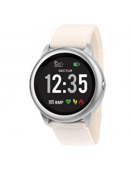 Sector S-01 orologio digitale bianco R3251545502