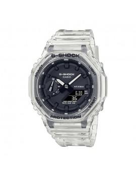 Casio G-Shock GA-2100SKE-7AER trasparente analogico digitale