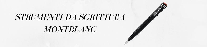 Strumenti da scrittura Montblanc