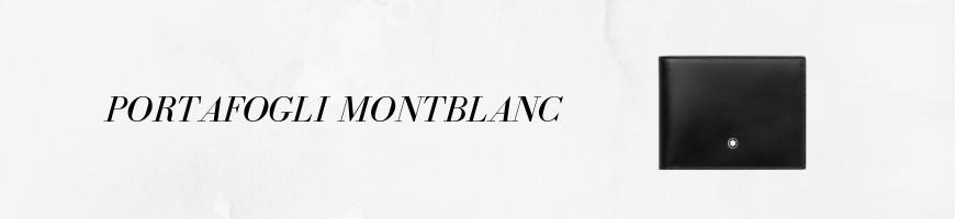 Portafogli Montblanc uomo e donna - Pelletteria Montblanc