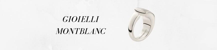 Gioielli Montblanc in argento