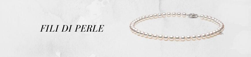 Fili di Perle - Collane con perle della migliore qualità