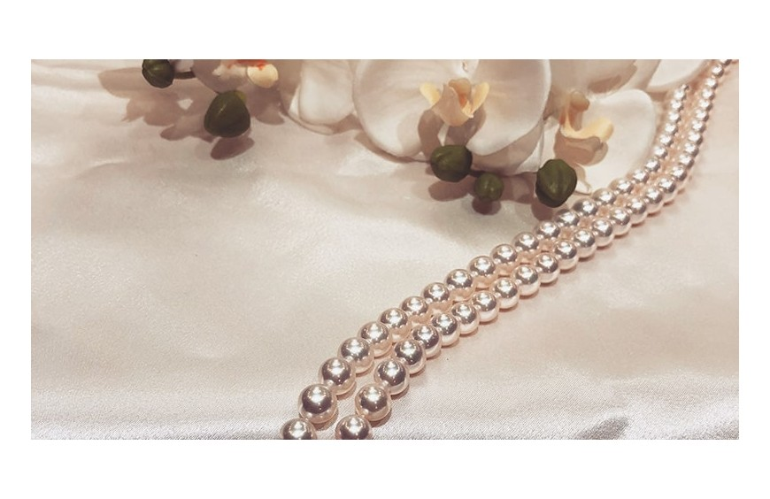 Le perle - come sceglierle e come curarle